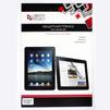Защитная пленка для Sony Xperia Z2 Tablet (R0007914) (прозрачная) - Защитная пленка для планшетаЗащитные стекла и пленки для планшетов<br>Изготовлена из высококачественного полимера и идеально подходит для данной модели устройства.<br>