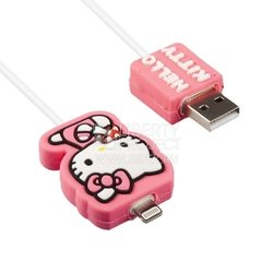 Дата-кабель USB - Apple 8-pin Lightning (R0003675) (розовый)