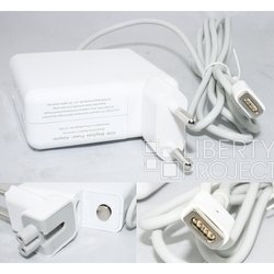 """Блок питания для ноутбука Apple Macbook 13"""" 60W (AP 16.5V 3.65A New Magsafe Tip) (CD013382)"""