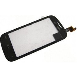 Тачскрин для Alcatel ONE TOUCH 7041D (R0005592) (черный)