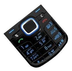 Клавиатура для Nokia 6220 Classic (CD001746) (черный)