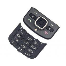 Клавиатура для Nokia 6710 Navi (CD020704) (черный)