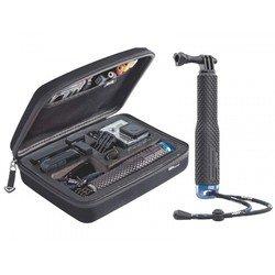 Кейс для камеры и аксессуаров + монопод (SP-Gadgets SP 53091)