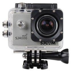 SJCAM SJ4000 WiFi (серебристый)