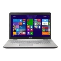 "asus n751jk (core i5 4200h 2800 mhz/17.3""/1600x900/8.0gb/1000gb/dvd-rw/nvidia geforce gtx 850m/wi-fi/bluetooth/win 8 64)"
