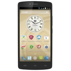 Prestigio MultiPhone 5550 DUO (черный) :::
