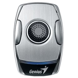 genius ring mouse 2 silver usb
