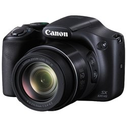 Canon PowerShot SX530 HS (9779B002) (черный)