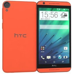 HTC Desire 820 dual sim (оранжевый) :