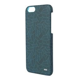 "�����-�������� ��� apple iphone 6 4.7 "" (oxo what else cover case rib xcoip6weggr6) (�������)"