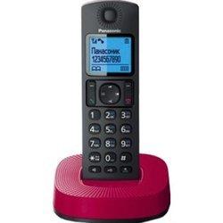 Panasonic KX-TGC310 (черно-красный)