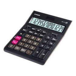 Калькулятор настольный Casio GR-14 (черный)