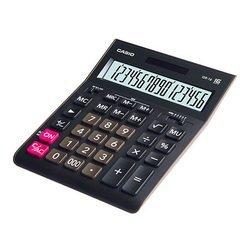 Калькулятор настольный Casio GR-16 (черный)