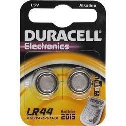 Батарейки (Duracell LR44-2BL) (2 шт.)