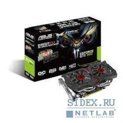 ASUS GeForce GTX 960 1253Mhz PCI-E 256 bit 2*DVI (STRIX-GTX960-DC2OC-2GD5)