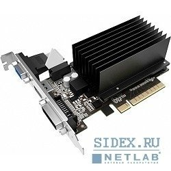 видеокарта palit geforce gt720 1gb 64bit sddr3 rtl