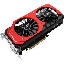 palit geforce gtx960 superjetstream 2gb 128bit gddr5 dp dvi hdmi rtl