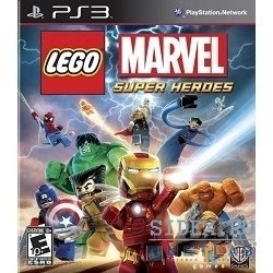 ���� lego marvel super heroes (������� ��������)