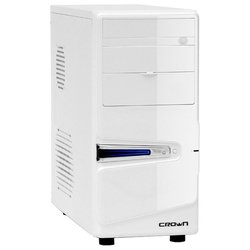 Компьютерный корпус CROWN CMC-S09W 500W White (белый)