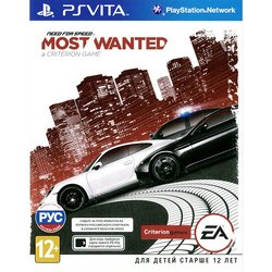 Need for Speed: Most Wanted для PS Vita (русская версия)