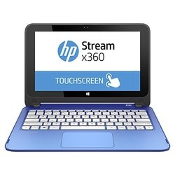"hp stream x360 11-p050nr (celeron n2840 2160 mhz/11.6""/1366x768/2.0gb/32gb ssd/dvd нет/intel gma hd/wi-fi/bluetooth/3g/win 8 64)"