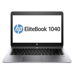 "hp elitebook folio 1040 g1 (j8u50ut) (core i5 4210u 1700 mhz/14.0""/1600x900/4.0gb/128gb ssd/dvd нет/intel hd graphics 4400/wi-fi/bluetooth/win 7 pro 64)"
