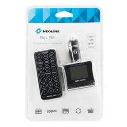 FM-модулятор Neoline Flex FM (черный)