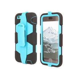 Чехол-накладка для Apple iPhone 6 Plus, 6S Plus (Palmexx Survivor PX/CH iPH6P SURVIVOR BLU) (голубой)