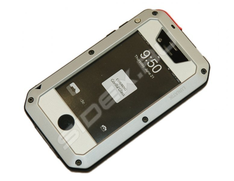 Чехол Palmexx Lunatik для iPhone 6 Black PX/CH iPH6 LUNAT BLA