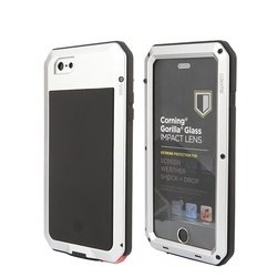 Чехол-накладка для Apple iPhone 6 Plus, 6S Plus (Palmexx Lunatik PX/CH iPH6P LUNAT WHI) (белый)