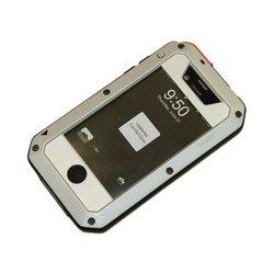 Чехол-накладка для Apple iPhone 6 Plus, 6S Plus (Palmexx Lunatik PX/CH iPH6P LUNAT SIL) (серый)