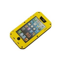 Чехол-накладка для Apple iPhone 6 Plus, 6S Plus (Palmexx Lunatik PX/CH iPH6P LUNAT YEL) (желтый)