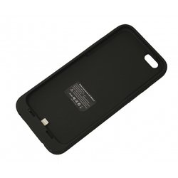 Чехол-аккумулятор для Apple iPhone 6, 6s (Mophie PX/BCASE IPH 6 BL) (черный)