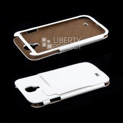 Чехол для Samsung Galaxy S4 i9500 (NOSSON I9500-L16) (белый)