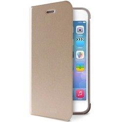 Чехол-книжка для Apple iPhone 6, 6S (Liberty Project R0007559) (кожа, золото)