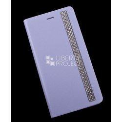 "Чехол-книжка для Apple iPhone 6, 6s 4.7"" (R0007430) (сиреневый)"