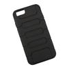 Чехол-накладка для Apple iPhone 6, 6s 4.7 (R0007356) (черный) - Чехол для телефонаЧехлы для мобильных телефонов<br>Чехол защищает Ваше устройство от грязи, пыли, брызг и других нежелательных внешних повреждений.<br>