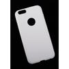 Чехол-накладка для Apple iPhone 6, 6s (R0007652) (белый) + микрофибра - Чехол для телефонаЧехлы для мобильных телефонов<br>Плотно облегает корпус и гарантирует надежную защиту от царапин и потертостей.<br>