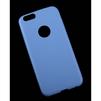 Чехол-накладка для Apple iPhone 6, 6s (R0007655) (голубой) + микрофибра - Чехол для телефонаЧехлы для мобильных телефонов<br>Плотно облегает корпус и гарантирует надежную защиту от царапин и потертостей.<br>