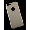 Чехол-накладка для Apple iPhone 6, 6s (R0007653) (золотистый) + микрофибра - Чехол для телефонаЧехлы для мобильных телефонов<br>Плотно облегает корпус и гарантирует надежную защиту от царапин и потертостей.<br>