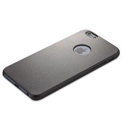 Чехол-накладка для Apple iPhone 6 Plus, 6s Plus (R0007614) (серый)