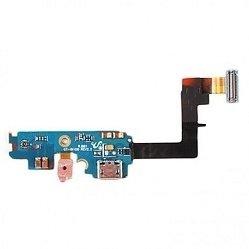 Шлейф для Samsung Galaxy S2 i9100 (с компонентами)+системный разъем (CD123939)