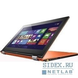 "ноутбук lenovo ideapad yoga2 11 (59430710) 11.6"" fhd ips (1920x1080) multitouch i5-4202y, 4gb, hdd 500gb, 5400rppm, ssd 16gb, noodd, int, wifi b, g, n, bt4.0, webcaml, win8.1 em"