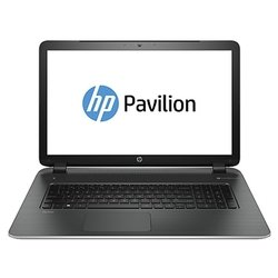 "hp pavilion 17-f252ur (core i3 5010u 2100 mhz/17.3""/1600x900/4.0gb/500gb/dvd-rw/nvidia geforce 830m/wi-fi/bluetooth/win 8 64)"
