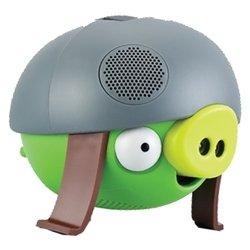 Портативные колонки Gear4 Angry Birds Helmet Pig (PG543G)