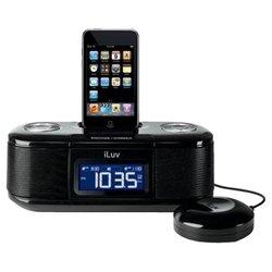 Акустическая система для iPhone/iPod iLuv iMM153 (черная)