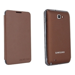 Чехол для Samsung Galaxy Note N7000 EFC-1E1CDECSTD  (коричневый)