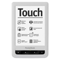 pocketbook touch 622 (белый)