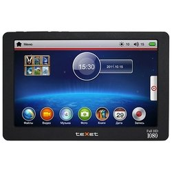 texet t-939hd 4gb (черный)