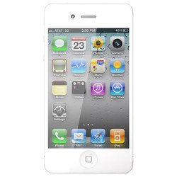 Apple iPhone 4S 16Gb (белый) :